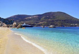 Luxury Yacht Charter Greece Beaches